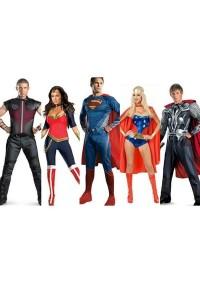Disfraces adultos súper héroes