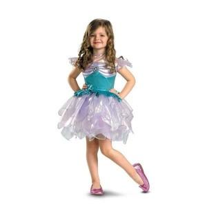 Disfraz niña Sirenita