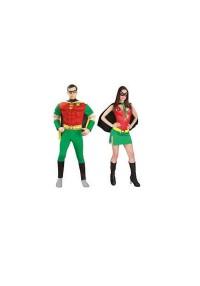 Disfraces temáticos Robin